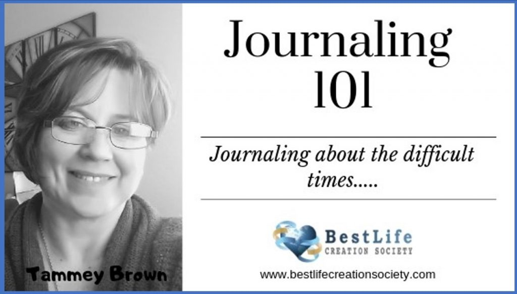 Journaling Through Difficult Times Image